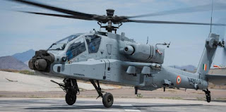 Indian Army Set To Receive Apaches