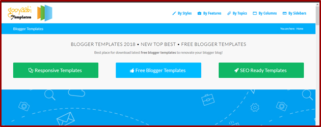 How to Download Custom Themes For Blogger in Telugu | Blogger VJ
