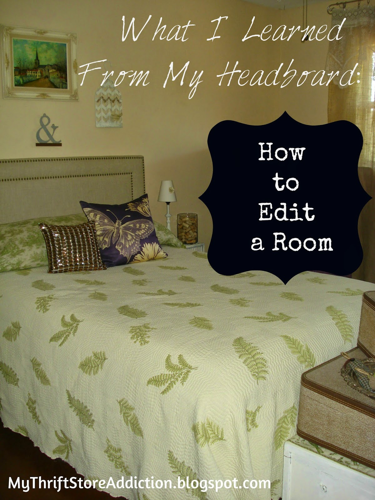 How to edit a room