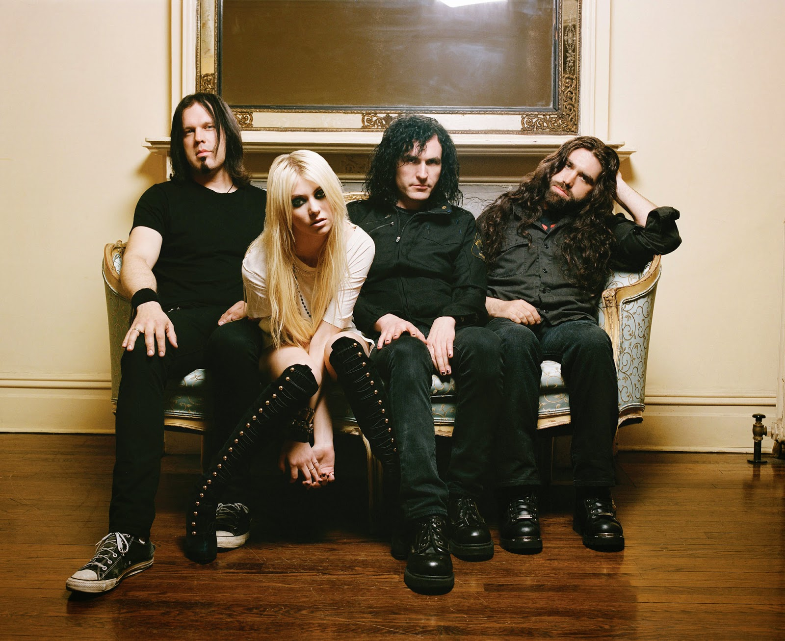 the pretty reckless - band