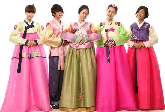 Ancient Costume S Blog Korean Hanbok Shows Perfect Beauty