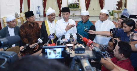 Presiden Jokowi: Perlu Saya Tegaskan, Tidak Ada Keharusan Full Day School
