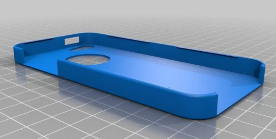 3d Printer Iphone 5 Case