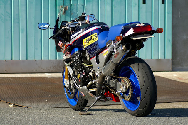 GPZ 900 Racer