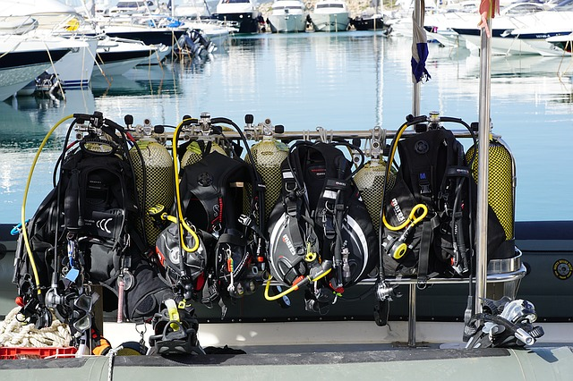 dive gear for sale