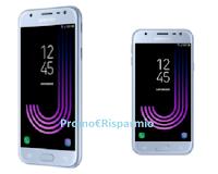 Logo Concorso ''Vinci 80 Smartphone Samsung Galaxy J3''
