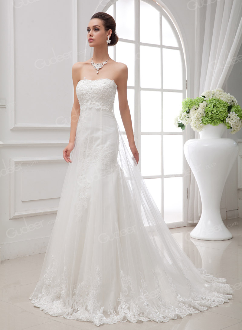 My Dream Mermaid Wedding Dress 2015 Classy