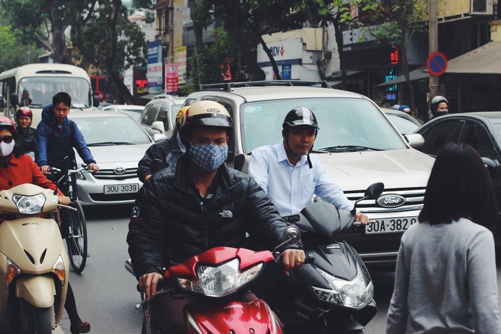 Hanoi: Smog und andere Turbulenzen!