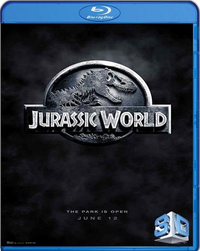 Jurassic World [2015] [BD50] [3D] [Latino]