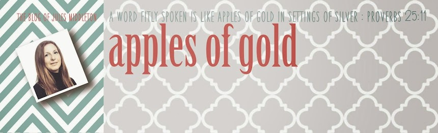 apples of gold.