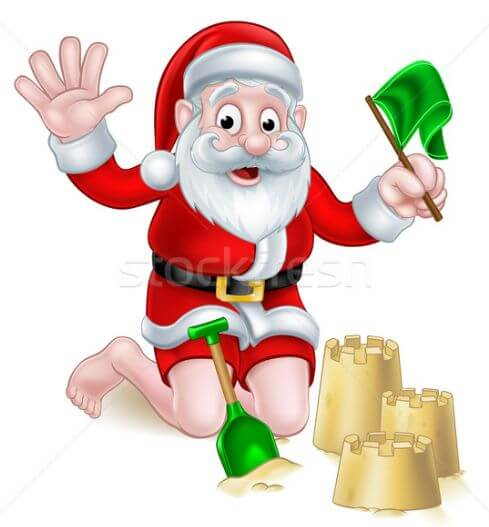 santa claus images with quotes