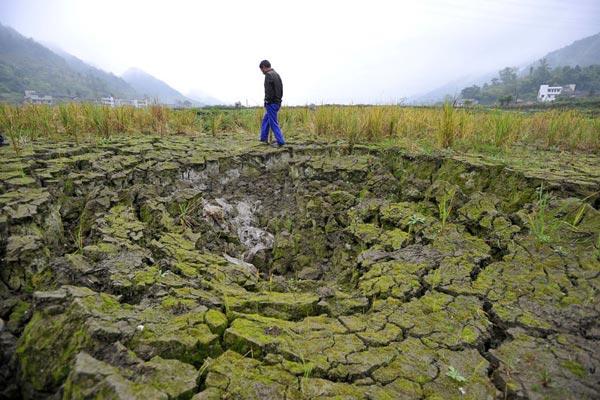 Permukaan Tanah di Wilayah Malang Raya Turun Tiga Meter