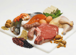 Makanan-makanan yang mengandung protein tinggi