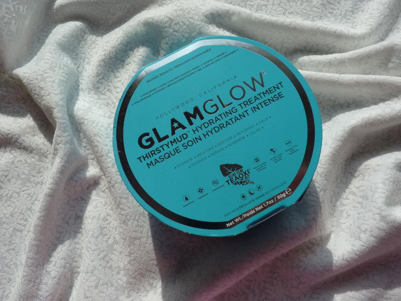 Glamglow THIRSTYMUD™ Hydrating Treatment maska-kuracja intensywnie nawilżająca