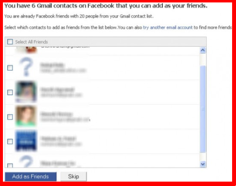 Send A Friend Request On Facebook