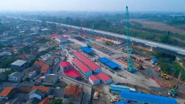 Ribuan Pekerja China Garap Kereta Cepat Jakarta-Bandung