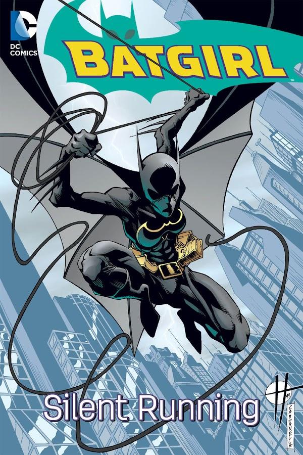 batgirl silent knight dc comics