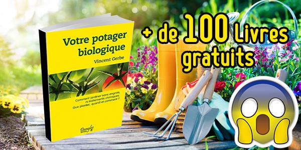 Plus de 100 Livres de jardinage Gratuits