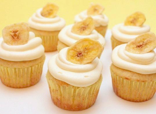 Apple Banana Cupcake Recipe Easy Dessert Recipes