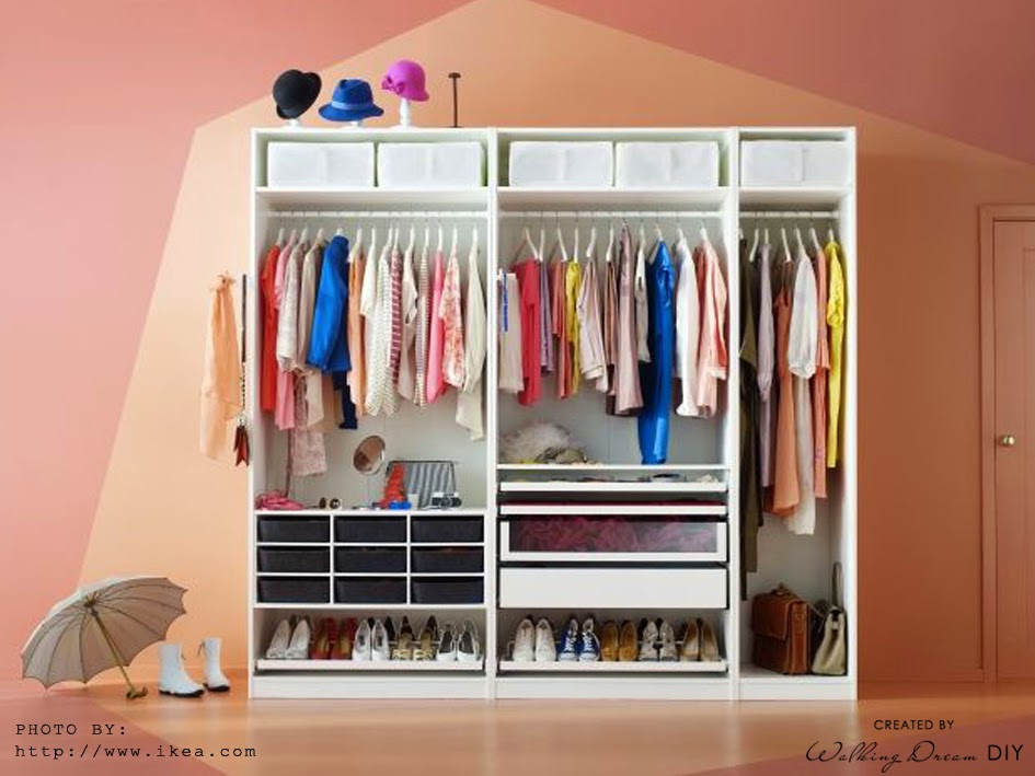 Walking dream pax wardrobe - Cabine armadio ikea pax ...