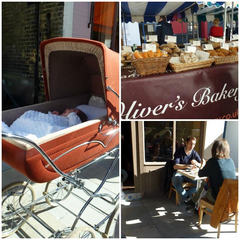 Living In London Pavement Cafés Prendre Un Café En Terrasse