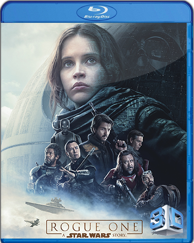 Rogue One: A Star Wars Story [2016] [BD50] [Latino] [3D]
