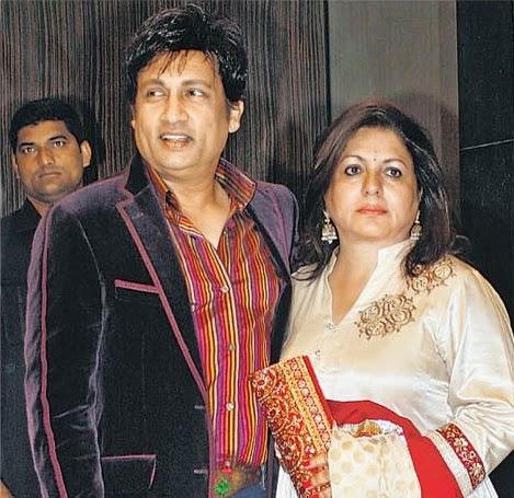 Shekhar Suman Wife