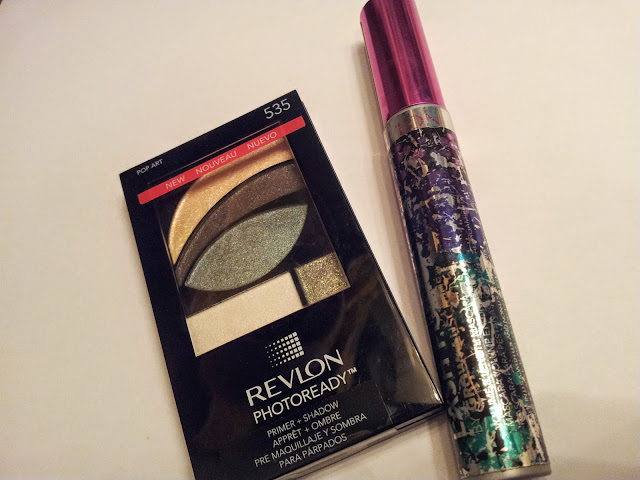 Revlon Photoready Palette Occhi Pop Art 535 e Revlon Mascara Lash Potion