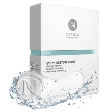 ThemeParkMama: Eye-V Moisture Boost Patches by Nerium