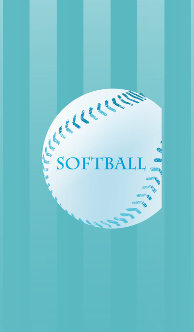 Softball Theme -simple-