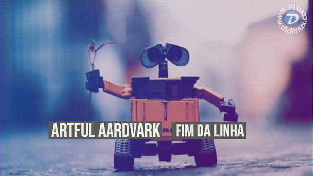 Chega ao fim o suporte ao Ubuntu 17.10 Artful Aardvark