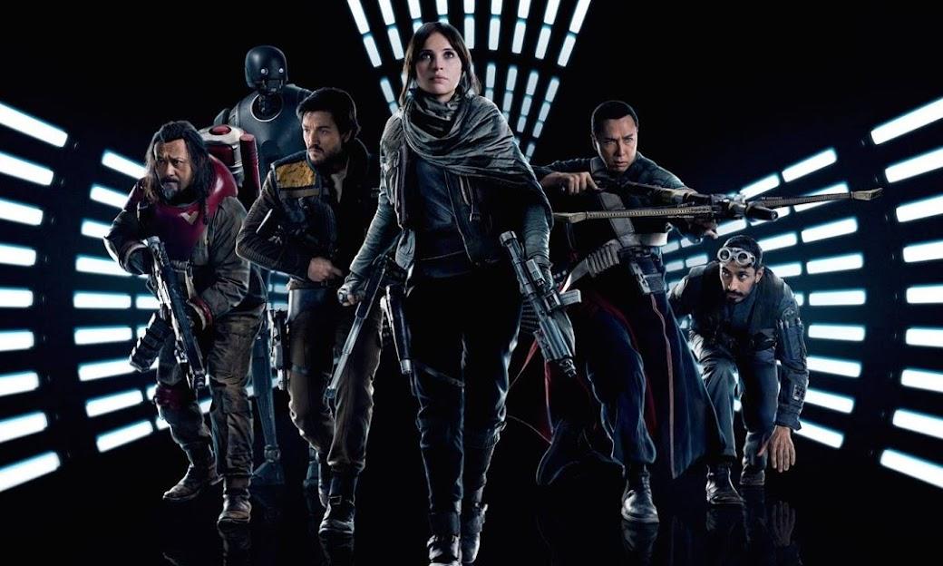 Estreias nos cinemas (15/12): Rogue One - Uma História Star Wars, Sully - O Herói do Rio Hudson & mais