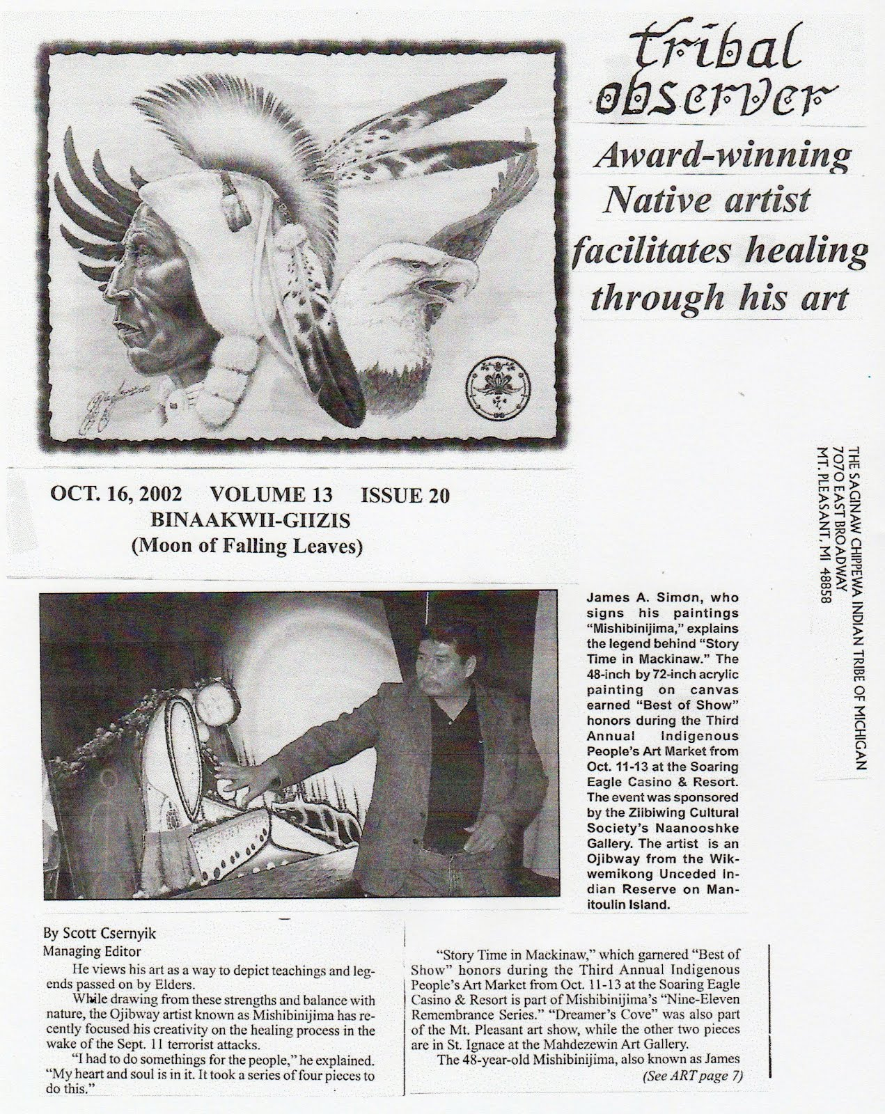 MICHIGAN ART JURY - 2002