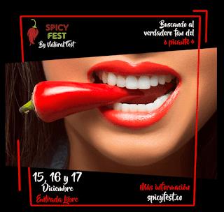 1ER Festival de comida picante de Bogotá es SPICY FEST 2017 1