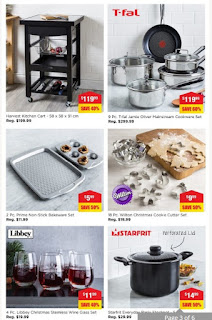 Kitchen stuff plus flyer red hot deals coupon Nov 6 - 12, 2017