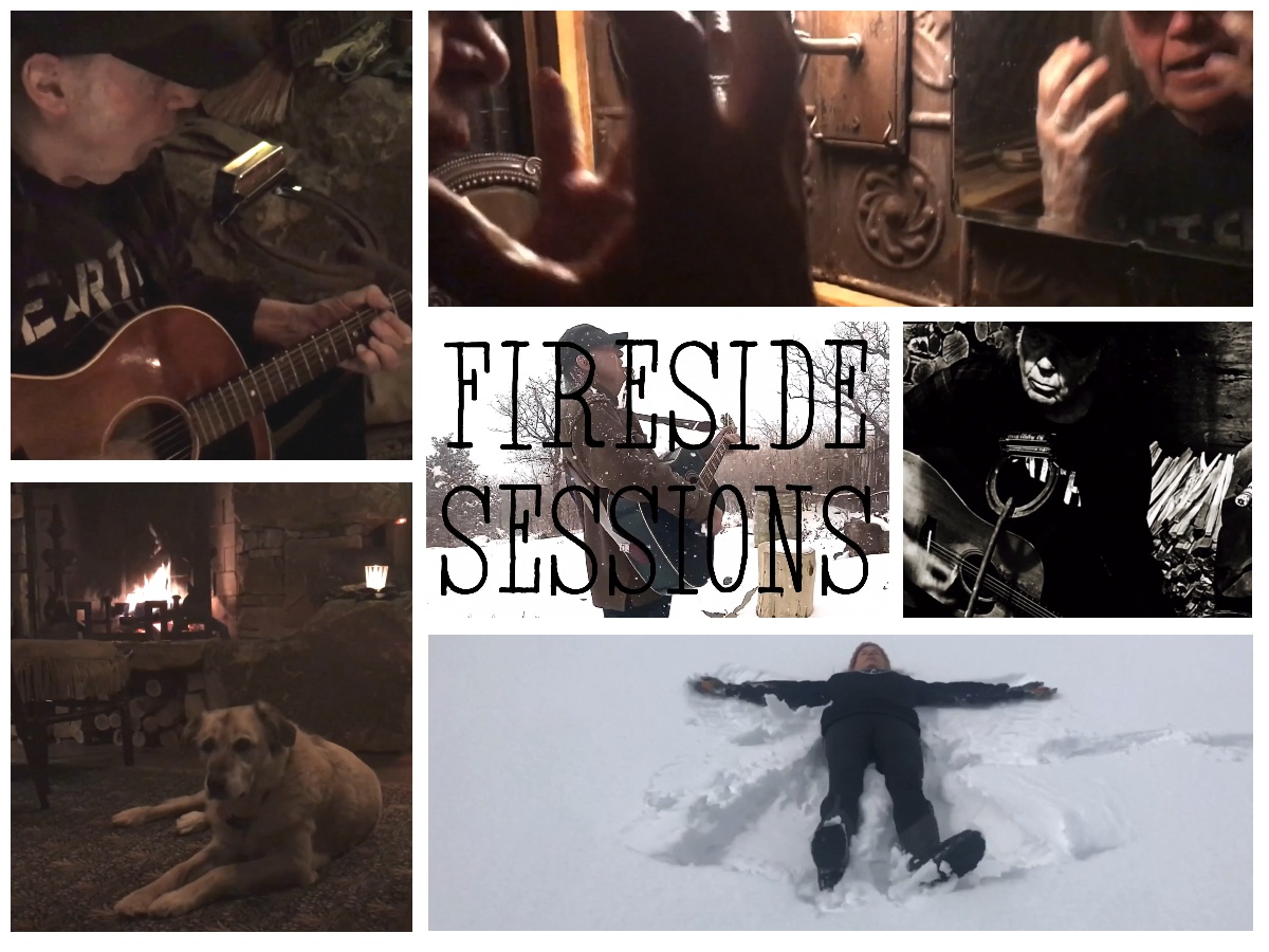 Neil Young – Fireside Sessions
