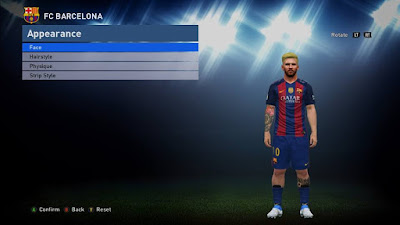 Option File PES 2016 untuk PTE 6.0+Tattoo 330 Marceu+Add On Ipatch update 30 Juli 2016