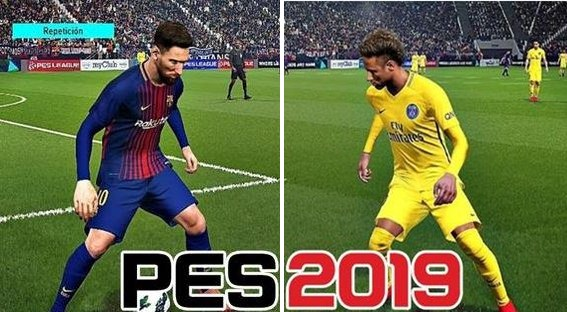 Download & Install PES 19 Android + Obb Date File
