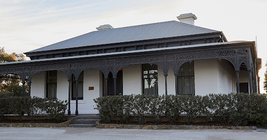 Melbourne's new four-star winery Marnong Estate