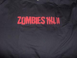 Review: Zombie Kills T-Shirt