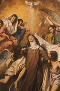 Manuel Farrugia: Ecstasy of St. Teresa