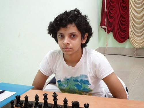 Padmini Rout Famous chess Player of Odisha
