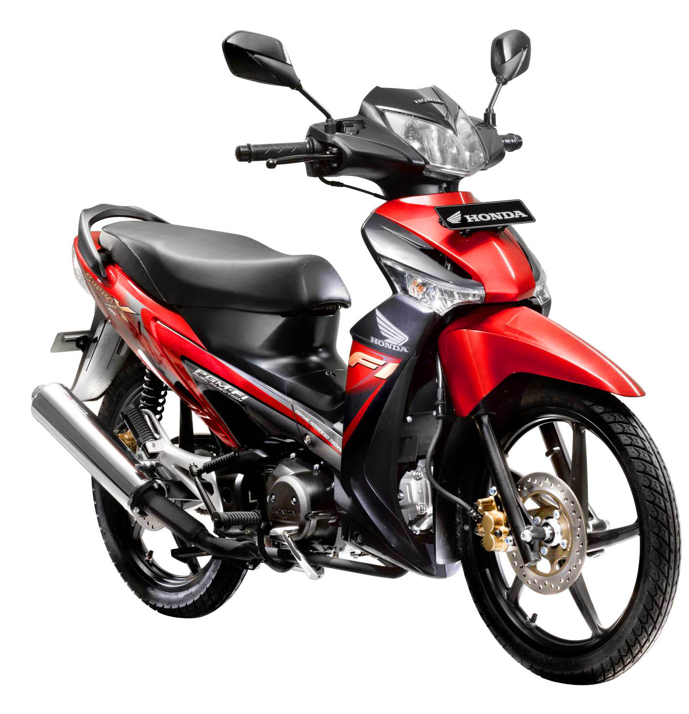 Mezhin Blogspot Com Honda Supra X 125 New