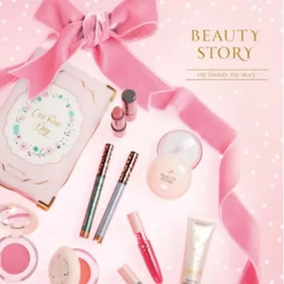 Beauty Story (Make-up Remover, Lipstick)