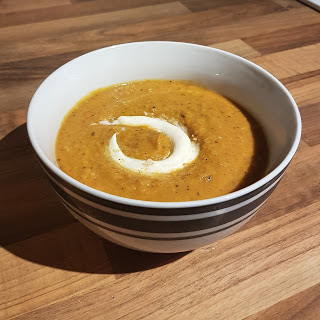 Roasted Sweet Potato Carrot Soup Slimming World Sugar