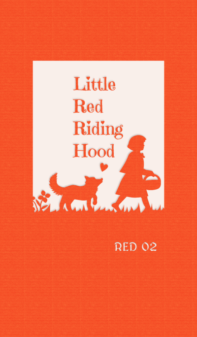 หนูน้อยหมวกแดง/สีแดง 02