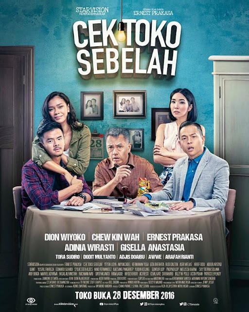 Cek Toko Sebelah (2016) - Film Indonesia