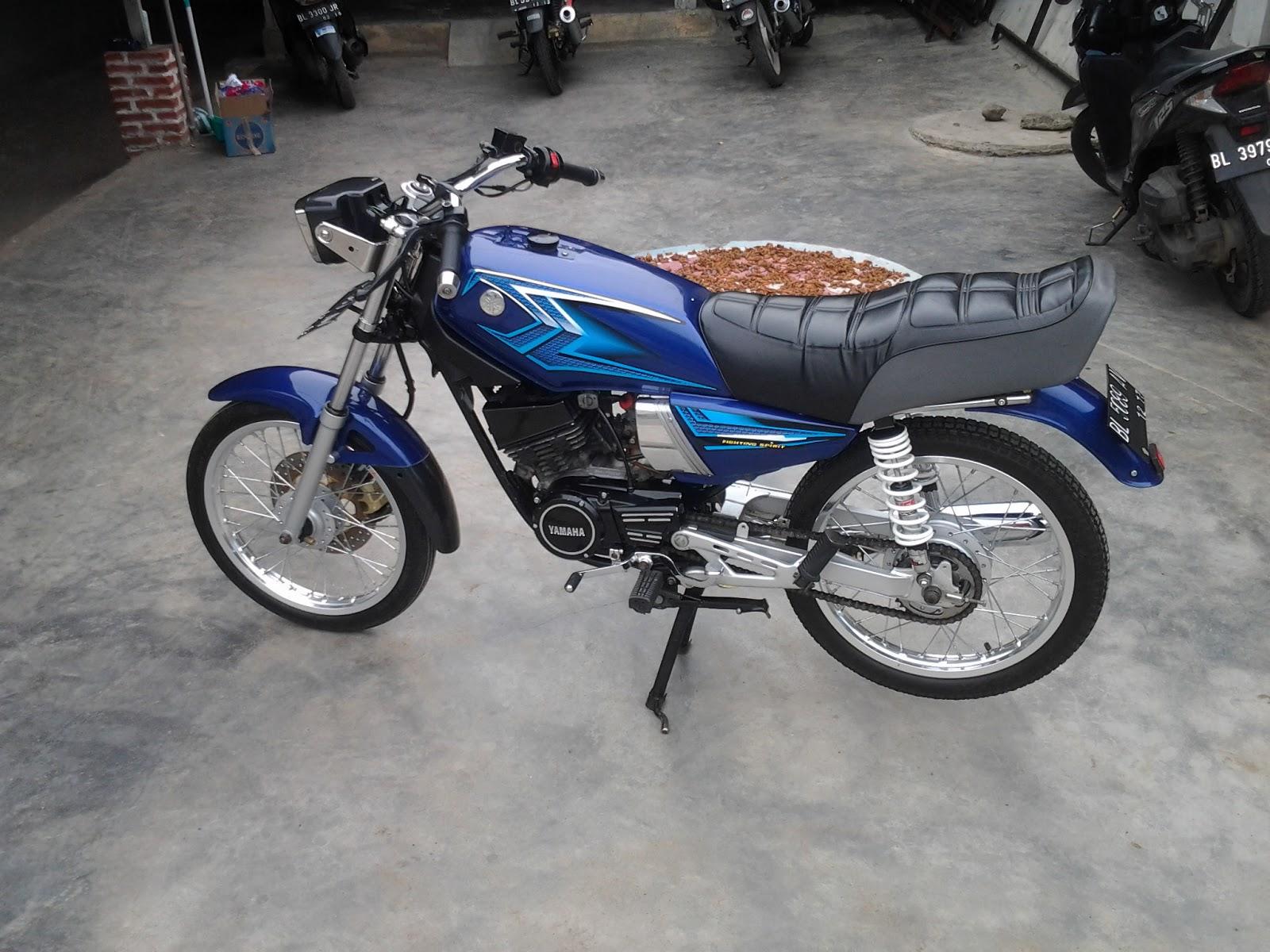 Daftar Harga Sepeda Motor Honda Supra X 125 Bekas