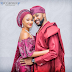 Update! See the video from Banky W and Adesua Etomi's wedding introduction