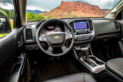 Chevrolet Colorado 2018 Review, Specs, Price